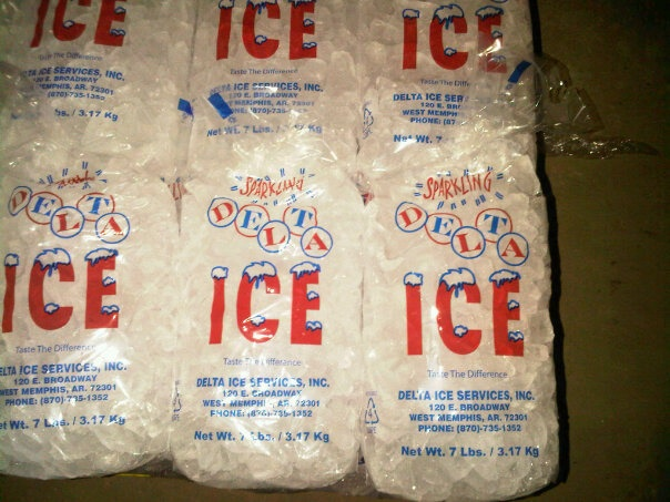 How Much Is A Bag Of Ice
